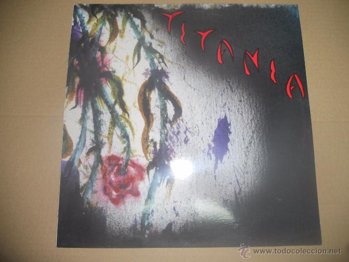 TITANIA (LP) IDEM 1992 AÑO 1992 (Música - Discos - LP Vinilo - Grupos Españoles de los 90 a la actualidad)