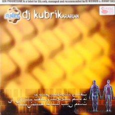 Discos de vinilo: DJ KUBRIK - ARABIAN . MAXI SINGLE . 2001 ADN PROGRESSIVE RECORDS. Lote 49859709