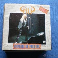 Discos de vinilo: ÑU IMPERIO DE PALETOS SINGLE SPAIN 1992 PEPETODELUXE. Lote 49862997
