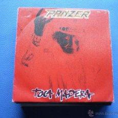 Discos de vinilo: PANZER TOCA MADERA SINGLE SPAIN 1984 PROMO PDELUXE. Lote 49863362
