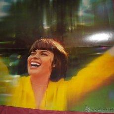 Discos de vinilo: MIREILLE MATHIEU LP RENDEZVOUS MIT MIRELLE LP ARIOLA POSTER VER FOTO ADICIONALES. Lote 49863473