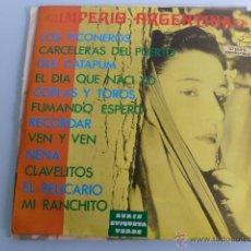 Discos de vinilo: LP VINILO IMPERIO ARGENTINA. ZAFIRO. Lote 49864113
