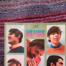 Discos de vinilo: LOS PASOS -- PRIMAVERA EN LA CIUDAD, NADIE ME ENTIENDE -- HISPAVOX, 1968. Lote 49872067