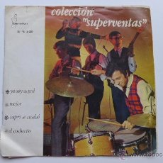 Discos de vinilo: LOS BRINCOS. YO SOY AQUEL / MEJOR / CAPRI SE ACABÓ / EL COCHECITO. 1966. IBEROFON.. Lote 49880513