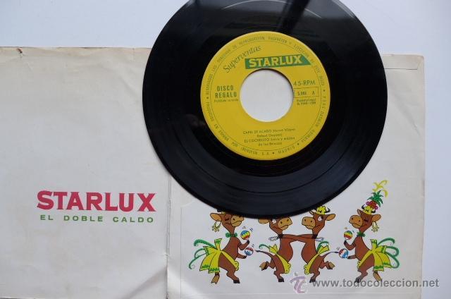 Discos de vinilo: Los Brincos. Yo soy aquel / Mejor / Capri se acabó / El cochecito. 1966. Iberofon. - Foto 3 - 49880513