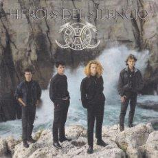 Discos de vinilo: HEROES DEL SILENCIO - FLOR VENENOSA - 1989. Lote 49880864