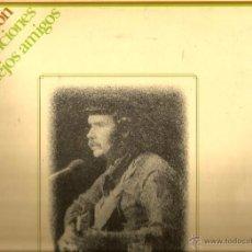 Discos de vinilo: LP TOM PAXTON : NUEVAS CANCIONES PARA VIEJOS AMIGOS . Lote 49881001