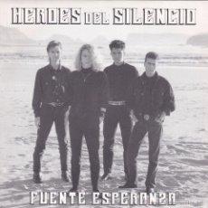 Discos de vinilo: HÉROES DEL SILENCIO - FUENTE ESPERANZA - ORIGINAL 1989 - PROMOCIONAL. Lote 49881086
