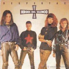 Discos de vinilo: HÉROES DEL SILENCIO - DESPERTAR - ORIGINAL 1990. Lote 49881125