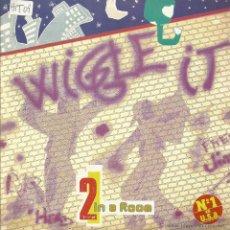 Discos de vinilo: 2 IN A ROOM-WIGGLE IT SINGLE VINILO 1990 SPAIN. Lote 49893492