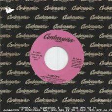 Discos de vinilo: RAMPER´S-SOME PEOPLE SINGLE VINILO 1993 SIN PORTADA SPAIN. Lote 49893604