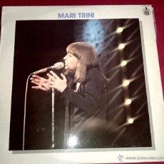 Discos de vinilo: MARI TRINI - EN FRANCES - EDITADO POR HISPAVOX 1978. Lote 49895410