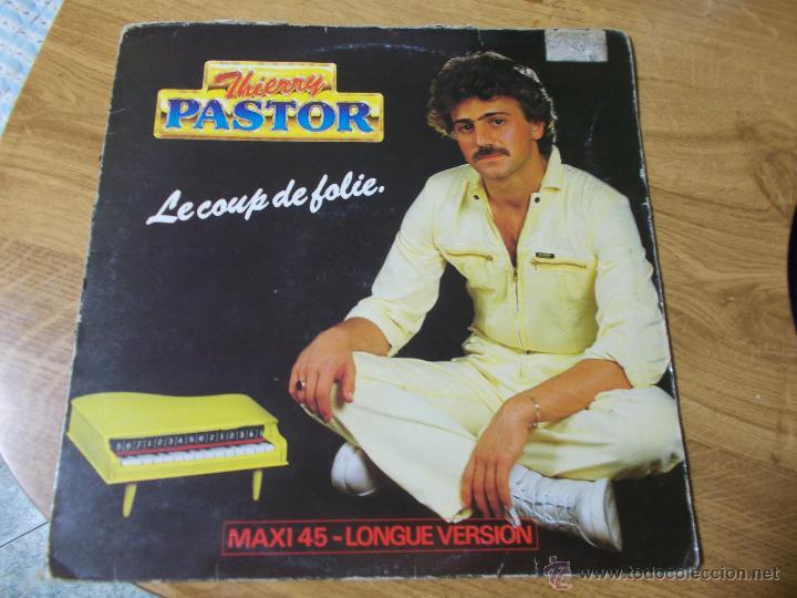 THIERRY PASTOR. JE VOUDRAIS ETRE (Música - Discos de Vinilo - Maxi Singles - Canción Francesa e Italiana)