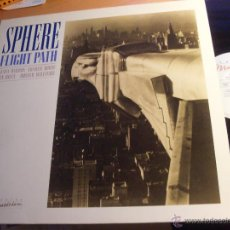 Discos de vinilo: SPHERE. KENNY BARRON CHARLIE ROUSE BEN RILEY BUSTER WILLIAMS(FLIGHT PATH) LP 1983 ESP (EX+/NM)(VIN18. Lote 49899500