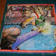 Discos de vinilo: ROCK DEL MANZANARES VIVA EL ROLLO VOL. 2. CHAPADISCOS/ZAFIRO 1978. Lote 49900964