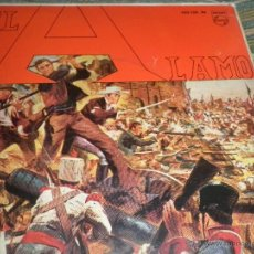 Discos de vinilo: EL ALAMO B.S.O. - EP - DIMITRI TIOMKIN - ORIGINAL ESPAÑOL - PHILIPS RECORDS 1961 - . Lote 49904708