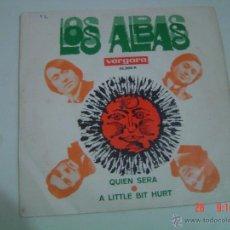 Discos de vinilo: LOS ALBA.- QUIEN SERÁ- SINGLE- VERGARA 1969. Lote 49910758
