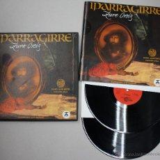 Discos de vinilo: DISCO VINILO IPARRAGIRRE. ZURE OROIZ. EUSKO JAURLARITZA. ZUZENDARIA: LUIS IRIONDO. AÑO 1981. Lote 49911585