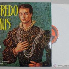 Discos de vinilo: DISCO VINILO ALFREDO KRAUS. ARIAS DE OPERA. ORQUESTA SINFONICA DE MADRID.. Lote 49911724