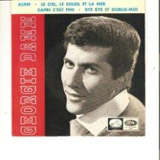 Discos de vinilo: GEORGIE DANN ALINE LA VOZ DE SU AMO 1965. Lote 49911788