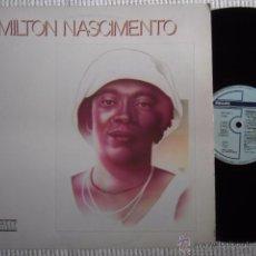Discos de vinilo: MILTON NASCIMENTO - '' PERSONALIDADE '' LP SPAIN 1988. Lote 49913397