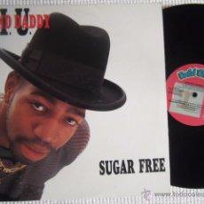 Discos de vinilo: GRAND DADDY - '' SUGAR FREE '' MAXI 12'' USA. Lote 49913550