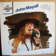 Discos de vinilo: JOHN MAYALL ---- DIE WEISSE SERIE. Lote 49923521