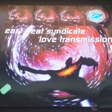 Discos de vinilo: EAST BEAT SYNDICATE - LOVE TRANSMISSION - 1994. Lote 49924907