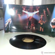 Discos de vinilo: AC/DC AC DC - FOR THOSE ABOUT TO ROCK - UK ORIGINAL GATEFOLD LP - ATLANTIC 1981 - VINILOVINTAGE. Lote 49935351