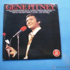 Discos de vinilo: GENE PITNEY JUST ON SMLE+5 EP UK 1983 MINI LONG PLAY A 33RPM PDELUXE. Lote 49935974