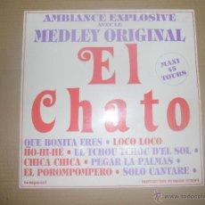 Discos de vinilo: SEBASTIEN EL CHATO (MX) MEDLEY ORIGINAL + DI ME AÑO 1983 - EDICION FRANCESA. Lote 49937493