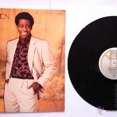 Discos de vinilo: AL GREEN - HE IS THE LIGHT (EDICION USA 1985). Lote 49942763