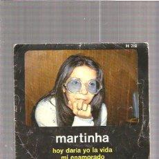 Discos de vinilo: MARTINHA. Lote 49943039