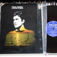 Discos de vinilo: PATXI ANDION, A DONDE EL AGUA, PHILIPS RECORD, 1973, 1ª EDICCION ORIGINAL, DOBLE PORTADA, LP. Lote 49943182