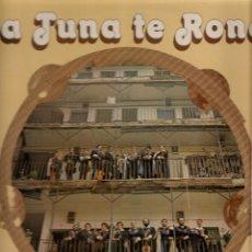Discos de vinilo: TUNA DE CIENCIAS : LA TUNA TE RONDA. (LP, ALBA, 1979). Lote 49943300