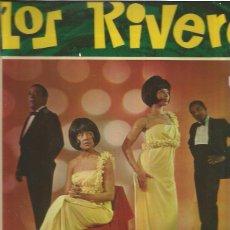 Discos de vinilo: LOS RIVERO 1967. Lote 49943891