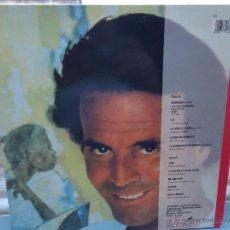 Discos de vinilo: DISCO VINILO - LP JULIO IGLESIAS. Lote 49945530