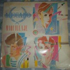 Discos de vinilo: MAQUILLAJE SUPERSINGLE DE MECANO ESTADO BUENO. . Lote 49945822