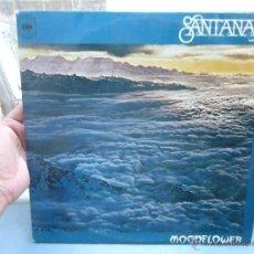Discos de vinilo: DISCO VINILO - 2 LP SANTANA , MOONELOWER. Lote 49945878