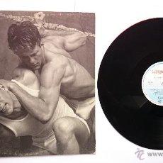 Discos de vinilo: ALASKA Y DINARAMA - UN HOMBRE DE VERDAD // ALASKA Y LATINOS UNIDOS - HURACAN MEJICANO (MAXI 1985). Lote 49945905