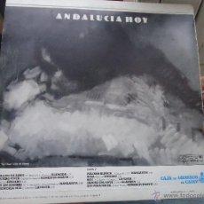 Discos de vinilo: DISCO VINILO - LP ANDALUCIA. Lote 49945970