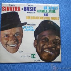 Discos de vinilo: FRANK SINATRA LLEVAME A LA LUNA+3 EP SPAIN 1964 PDELUXE. Lote 56427269