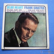 Discos de vinilo: FRANK SINATRA DEART HEART+ PASS ME BY +2 EP UK 1964 PDELUXE. Lote 49948991