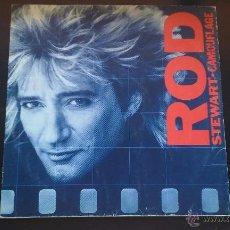Discos de vinilo: ROD STEWART - CAMOUFLAGE - LP - 1984. Lote 49950284