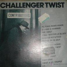 Discos de vinilo: CHALLENGER TWIST SINGLE ORIGINAL ESPAÑOL - PDI RECORDS 1983 - ESTEREO -. Lote 49954378