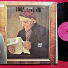 Discos de vinilo - BJÖRN J:SON LINDHN - Boogie Woogie - LP 1975 ZAFIRO Spanish PROMO Jazz Funk Rock -- J - 49961795