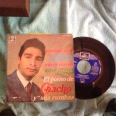 Discos de vinilo: CHACHO EP NUESTRO AYER + 3 TEMAS. Lote 49963828