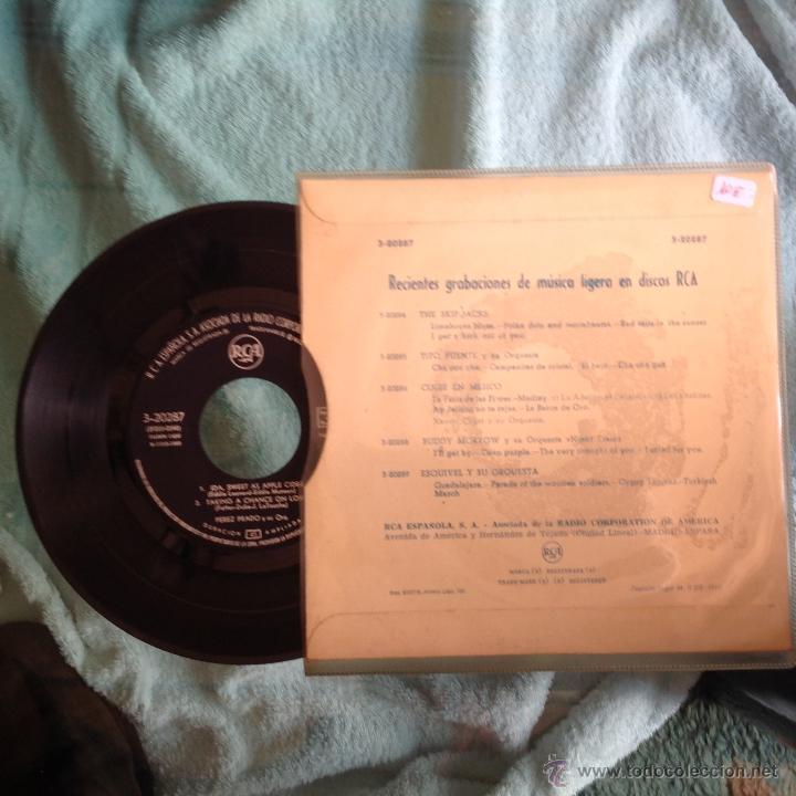 Discos de vinilo: PEREZ PRADO ep You´re driving me crazy + 3 temas - Foto 2 - 49964713