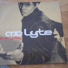 Discos de vinilo: M.C. LYTE. EVERYDAY. EDICION ALEMANA. Lote 49966103