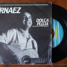 Discos de vinilo: ENRIC HERNAEZ, DOLÇA PLUJA (FONOMUSIC 1986) SINGLE. Lote 49967006